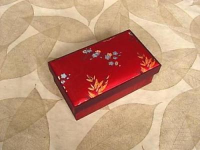 กล่องผ้าไหมจีน